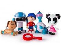 Amazon: Pack de 5 figurines Oui-Oui à 5,91€ au lieu de 34,99€