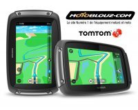 Motoblouz: GPS moto TomTom Rider 450 pack premium à 399,90€ au lieu de 499,95€