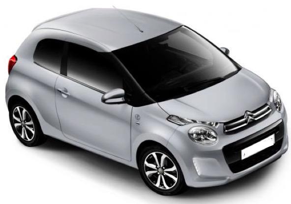 Code promo Euro Repar : Une voiture Citroën C1 Live VTi Grise à gagner