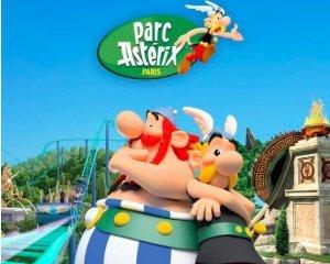 Vente Privée: Billets pour le Parc Astérix à 32€ pour les adultes (au lieu de 49€) et 26,50€ pour les enfants