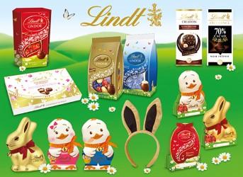 Code promo Magazine Maxi : 10 lots de chocolats Lindt à gagner