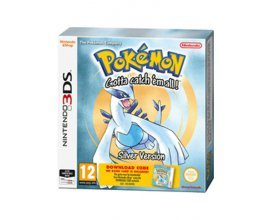 Base.com: [Nintendo 3DS] Pokemon Silver digital au prix de 10,22€ au lieu de 23,09€