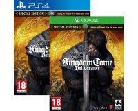 GONG NETWORKS: Des jeux Kingdom Come : Deliverance sur PS4 et Xbox One à gagner