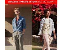Uniqlo: Livraison standard offerte dès 40€ d'achat