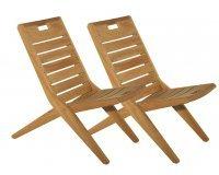 """Marie Claire: 6 paires de chaises """"Exeter"""" de Tectona à gagner"""