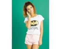 Kiabi: [Dernières Chances] - Pyjama short Bat girl à -20%