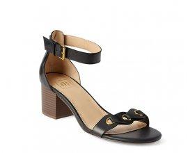 GAP: Sandales à talons en cuir à -50%