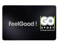 Go Sport: [Adhérents FeelGood] 20€ offerts en bon d'achat dès 60€