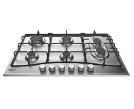 Webdistrib: Table de cuisson gaz HOTPOINT PCN762S/IX/HA à 219,38€