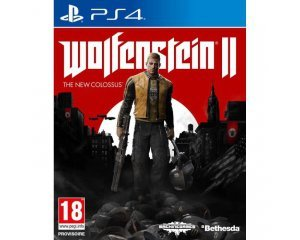 Cdiscount: Wolfenstein II The New Colossus sur PS4 et Xbox One à 9,99€ au lieu de 24,99€