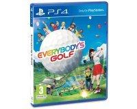 Cdiscount: Everybody's Golf sur PS4 à 19,99€ au lieu de 48,70€