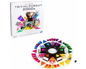 jeu de soci t trivial pursuit 2000 de hasbro 14 99 au. Black Bedroom Furniture Sets. Home Design Ideas