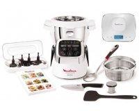 Cdiscount: Robot cuiseur MOULINEX Companion XL HF805810 + 1 balance de précision offerte à 599,99€