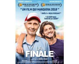 """Femme Actuelle: 50 lots de 2 places de cinéma pour le film """"La finale"""" à gagner"""
