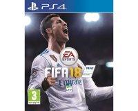Amazon: FIFA 18 sur PS4 à 30,77€ au lieu de 69,99€