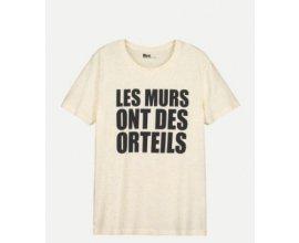 Bizzbee: T-Shirt à message homme au prix de 5,99€ au lieu de 12,99€