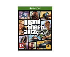 Micromania: Grand Theft Auto V (GTA) Xbox One à 34,99€ au lieu de 69,99€