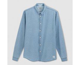 La Redoute: Chemise manches longues Caufield à 28€ au lieu de 80€