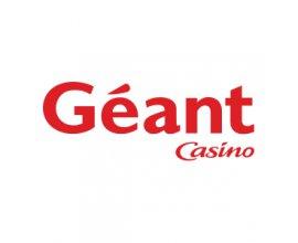 Géant Casino: 30% offerts en bon d'achat sur les rayons Arts de la Table, Cuisson & Cuisine, Mobilier de Jardin