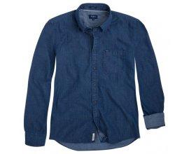 La Redoute: Chemise Pagano en denim imprimé pois à 38,44€ au lieu de 69,90€