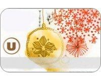 Magasins U: Cartes cadeaux Magasins U : jusqu'à 7% de réduction immédiate