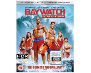 Zavvi: Baywatch : 4K Ultra HD Blu-ray, 2 pour 34€ au lieu de 23,19€ l'un