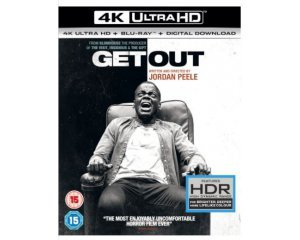 Zavvi: Get Out : 4K Uktra HD - BluRay , 2 pour 34€ au lieu de 23,19€ l'un