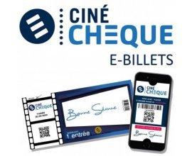 Vente Privée: Places de cinéma Cinéchèque à 5,80€ l'unité au lieu de 9,85 (possibilité d'en commander jusqu'à 10)