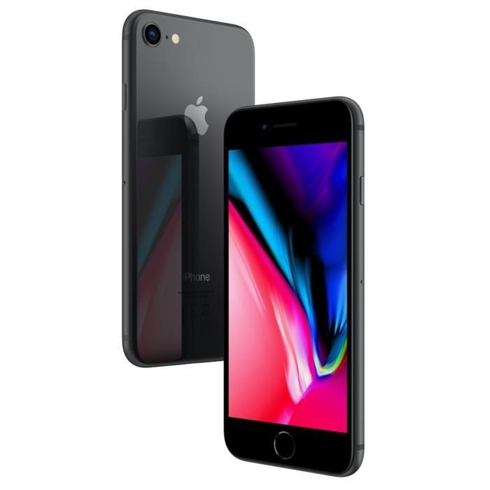 Code promo Cdiscount : APPLE iPhone 8 64Go Gris sidéral à 598,99€ au lieu de 809€
