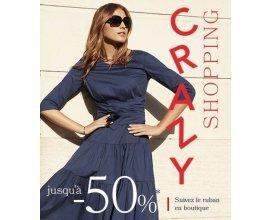 Caroll: [Crazy Shopping] Jusqu'à -50% sur une sélection d'articles