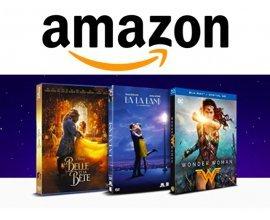 Amazon: Semaine de la vidéo : plus de 12 000 DVD, Blu-ray et Séries TV jusqu'à - 40%
