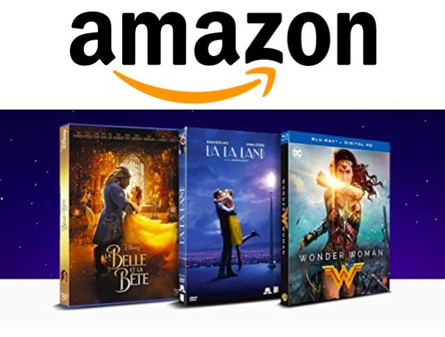 Code promo Amazon : Semaine de la vidéo : plus de 10 000 DVD, Blu-ray et Séries TV jusqu'à - 40%