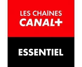 Vente Privée: Abonnement CANAL+ Essentiel sans engagement à 9,90€/mois au lieu de 19,90€