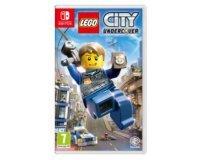 Nintendo: Jeu NINTENDO Switch : LEGO City Undercover, à 40,19€ au lieu de 59,99€