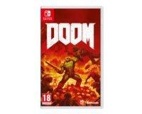 Nintendo: Jeu NINTENDO Switch : Doom, à 39,99€ au lieu de 59,99€