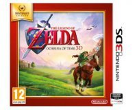 Nintendo: Jeu NINTENDO 3DS - The Legend of  Zelda: Ocarina of Time 3D, à 11,99€ au lieu de 19,99€