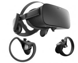 LDLC: OCULUS Rift+Touch :1 Casque de réalité virtuelle+2 manettes+6 jeux+50€ de crédits, à 449,95€
