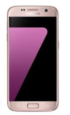 Code promo Cdiscount : Smartphone - SAMSUNG Galaxy S7 Rose, à 419€ + 70€ remboursés