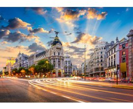 Hotels.com: 1 voyage de 3 jours à Madrid en Espagne dans un hôtel de luxe à gagner