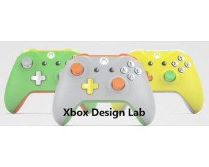 Microsoft: Jusqu'à 10€ de réduction sur une manette sans fil XBOX Design Lab, à partir de 69,99€