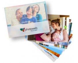 Photoweb: [Nouveaux Clients] 100 tirages photo classiques 10x15cm ou 11x15cm pour 2€ (livraison : 3,99€)
