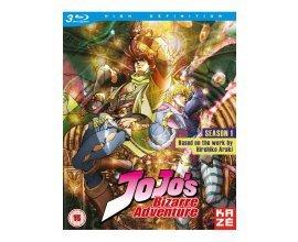 Base.com: [Blu-ray] Jojo s Bizarre Adventure Season 1 (Episodes 1-26) à 33,63€ au lieu de 57,99€