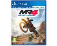 Micromania: Jeu PS4 - Moto Racer 4 (Playstation VR compatible), à 19,99€ au lieu de 24,99€