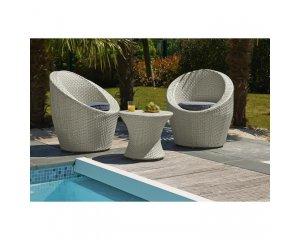 Ensemble de jardin DCB Garden Salon Porto-Vecchio - fauteuils + ...