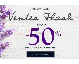 L'Occitane: Ventes Flash : jusqu'à -50% sur vos produits préférés.