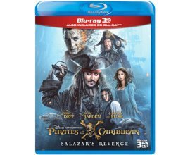 Zavvi: Blu-Ray 3D - Pirates des Caraïbes : La vengeance de Salazar, à 14,05€ au lieu de 30,45€
