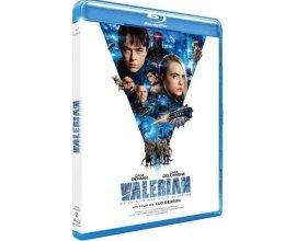 Cultura: Blu-Ray - Valérian et la Cité des Mille Planètes + Disque bonus inclus, 3 à 29,98€ au lieu de 44,97€