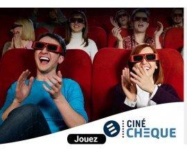 Carrefour: Tentez de remporter votre place de cinéma