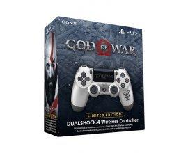Base.com: Manette PS4 - Dualshock 4 Wireless Controller: God of  War, à 52,03€ au lieu de 63,79€