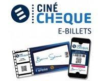 Groupon: 1 place de cinéma Cinéchèque à 5,85€, 2 pour 11,70€, 4 pour 23,40€, 6 pour 35,10€ ou 10 pour 58,50€